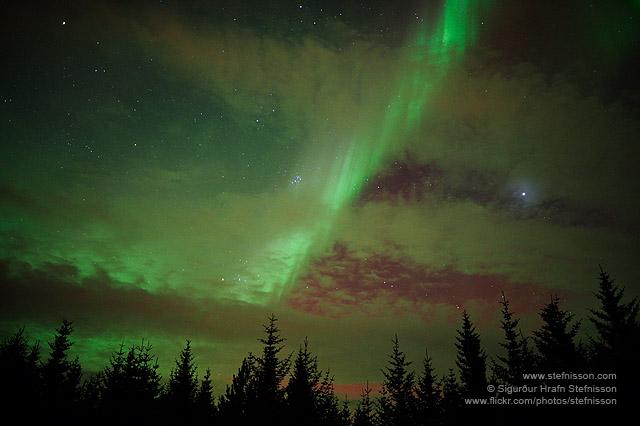 Aurora borealis shs_n3_087227