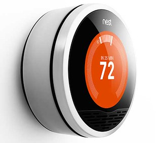Nest Labs Thermostat | by smartblog