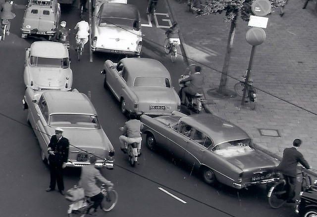 Hoofddorpplein Amsterdam ca.1961