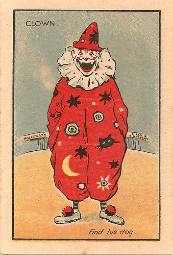 CLOWN (Find his dog) | by Museo Ilusionario