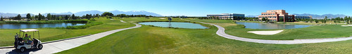summer panorama usa golf landscape utah ut golfcourse 2010 iphone stonebridge