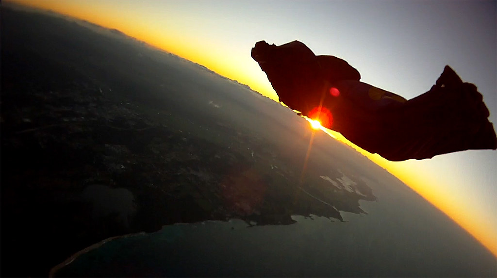 Wingsuit Eclipse