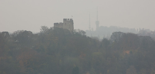 Dudley Castle and Rowley Hill