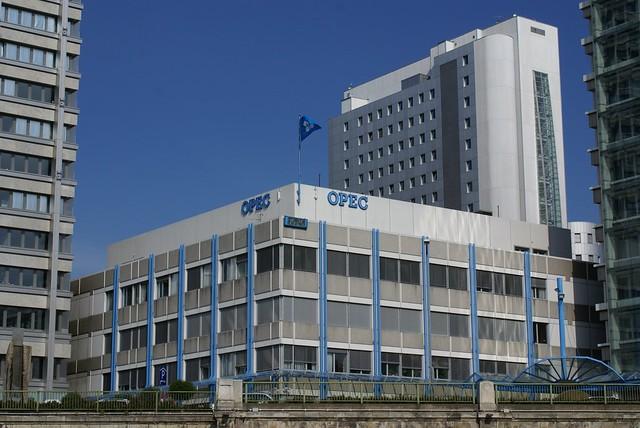 The OPEC Headquarter in Vienna