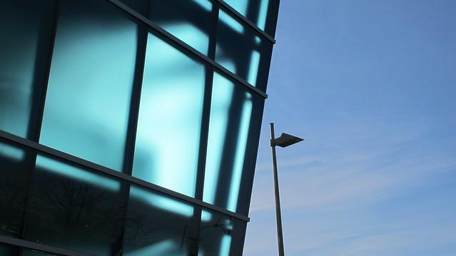 detail - T. F. Green airport, Warwick RI