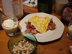 土, 2012-02-25 09:15 - 7日目の朝食