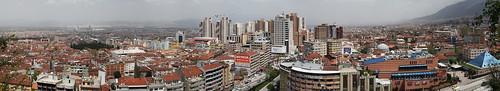 Panoramic view of Bursa, Turkey | by Eusebius@Commons