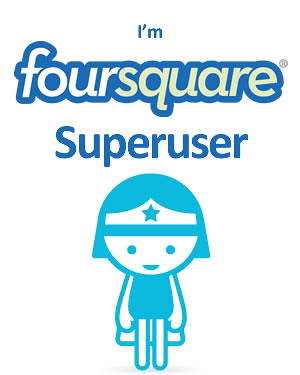 4sq Superuser | by bfishadow