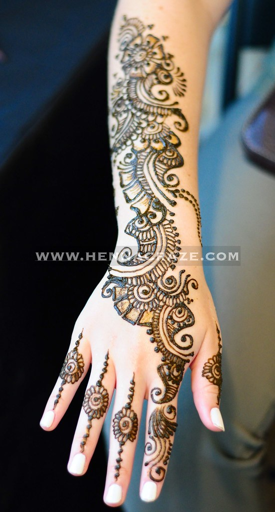 Arm Hand Henna Henna Body Art By Sumeyya Www Hennacraze Sumeyya Flickr