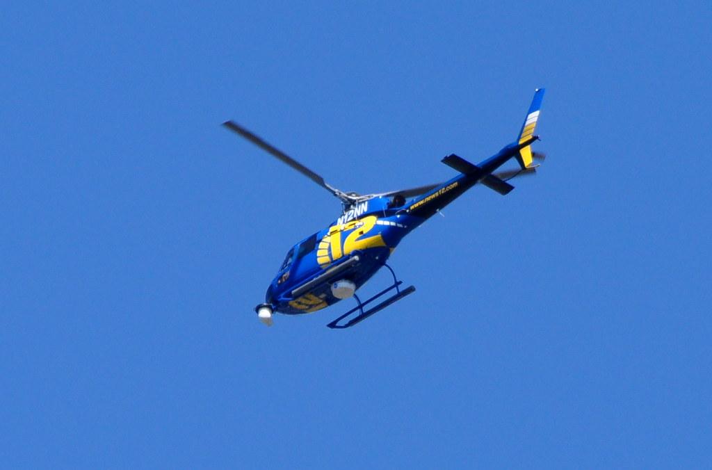 News 12 Long Island - Eurocopter (Aerospatiale) AS350 B2 E
