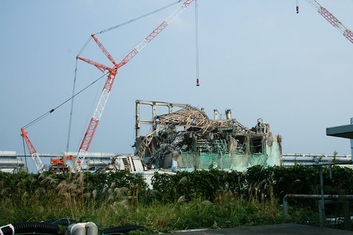 Visit to the Fukushima Dai-ichi Nuclear Power Plant