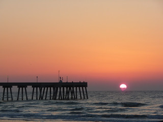 Sunrise at Wrightsville Beach, NC | by AmyMcHodges
