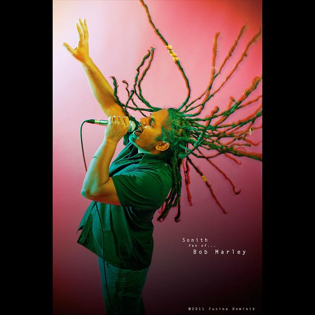 Sonith, fan of Bob Marley | Nouvelles Voix 2011