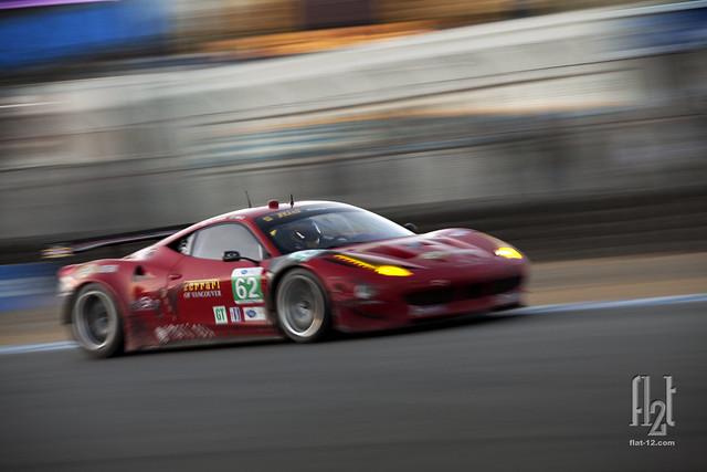 Risi Competizione Ferrari 458 Italia