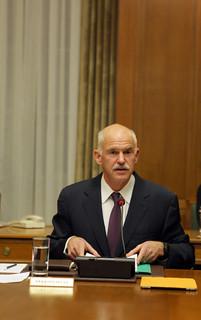 Συνεδρίαση του Υπουργικού Συμβουλίου | 01.11.2011 | by Πρωθυπουργός της Ελλάδας
