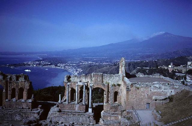 Taormina - Sicily Italy