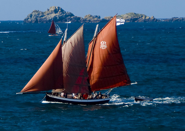 Les veles s'inflaran... / Wind on the sails