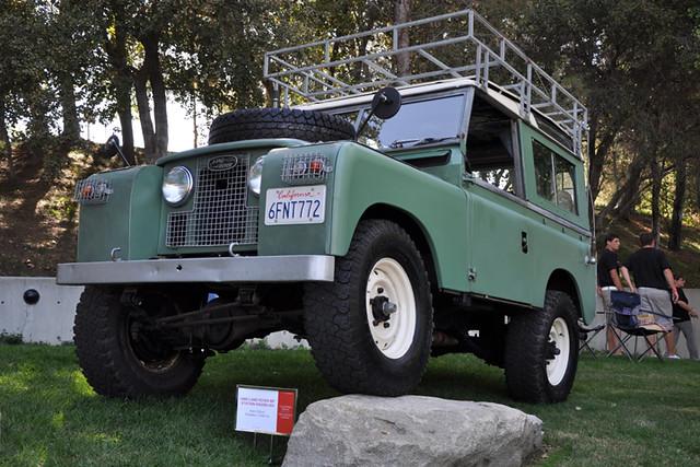 1966 Land Rover 88