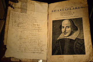 Pages of William Shakespeare's first folio at the Bodlean Library, Oxford | by Ben Sutherland