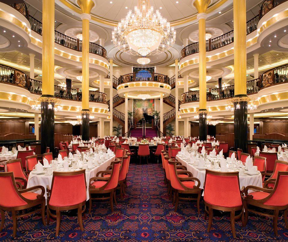 Royal Caribbean Freedom Of The Seas Main Dining Room Flickr