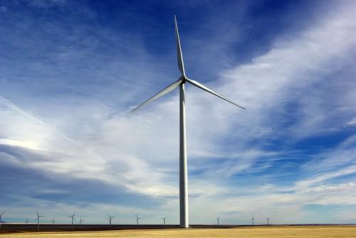 Judith Gap Wind Farm | by footloosiety