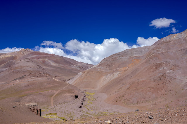 Landscape 12, High Andes, Coquimbo Region, Chile