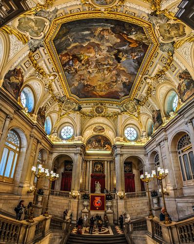 Madrid Royal Palace Interior | by Jean-Paul Navarro