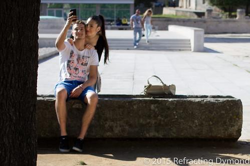 Selfie Love | by refractingdymond