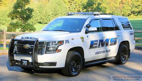 Greenburgh EMS Car 75 Photo