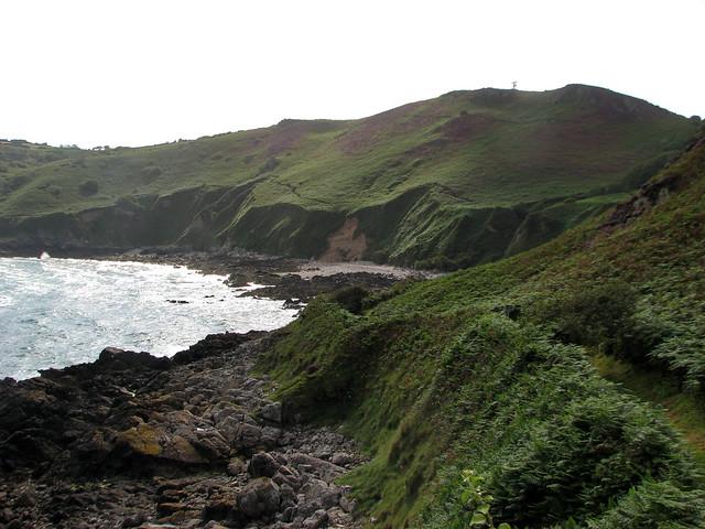 View ahead to Giffard Bay