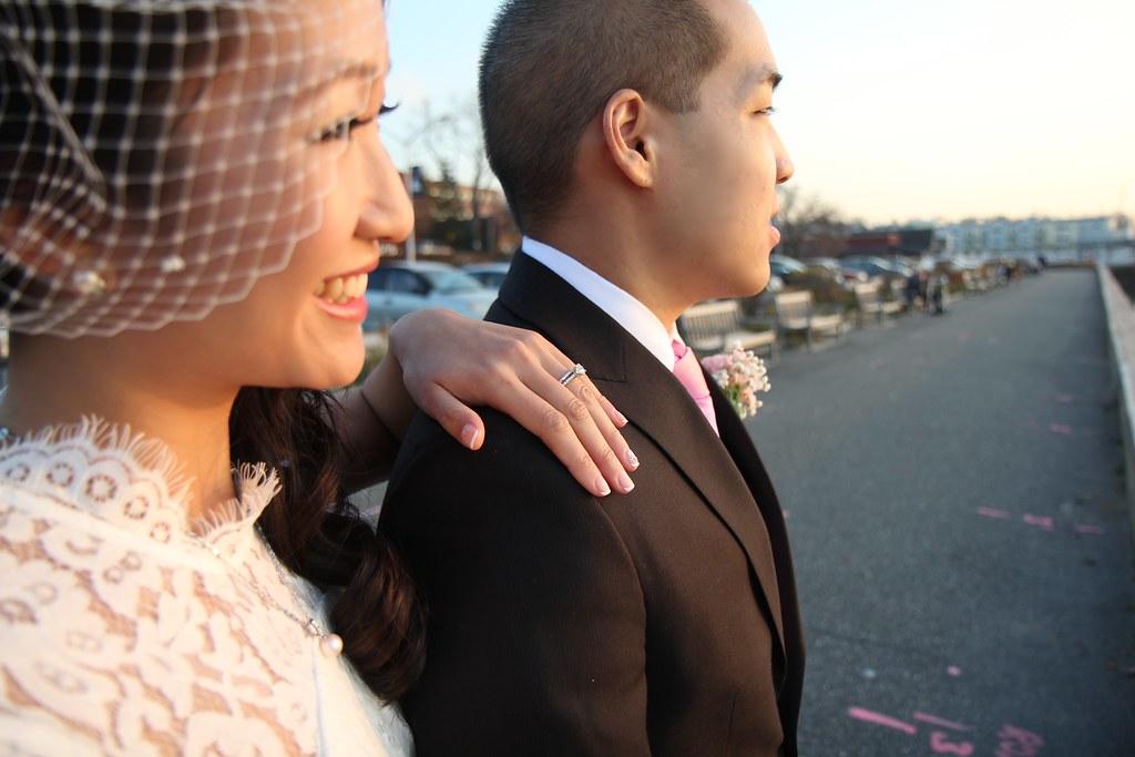 Maxine & Eric