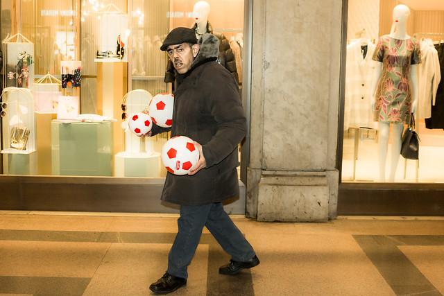 Mr three balls