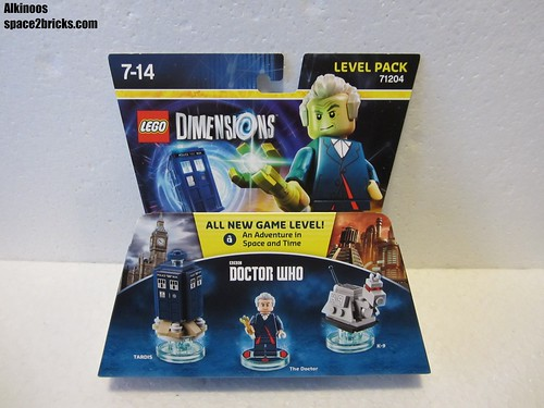 Lego Dimensions 71204 Doctor Who p1