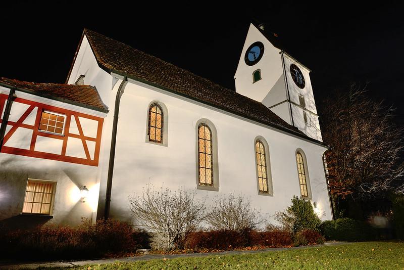 Kirche Buchs ZH