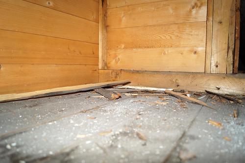 Loft ved kontorfløy bak vegg brutt inn ved rom 38 (8)