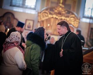 Литургия в Покровском соборе 660