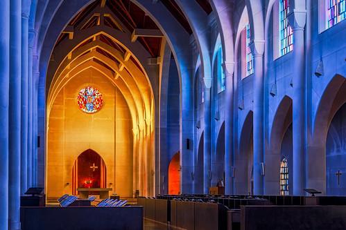 monastery monasteryoftheholyspirit stainedglass chapel canonef24105mmf4lisusm