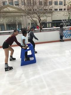 Jan 2017 - Ice Skating
