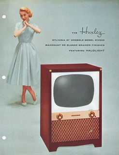 SYLVANIA Television Model 21C503 Dealer Sales Sheet (USA 1956)_01