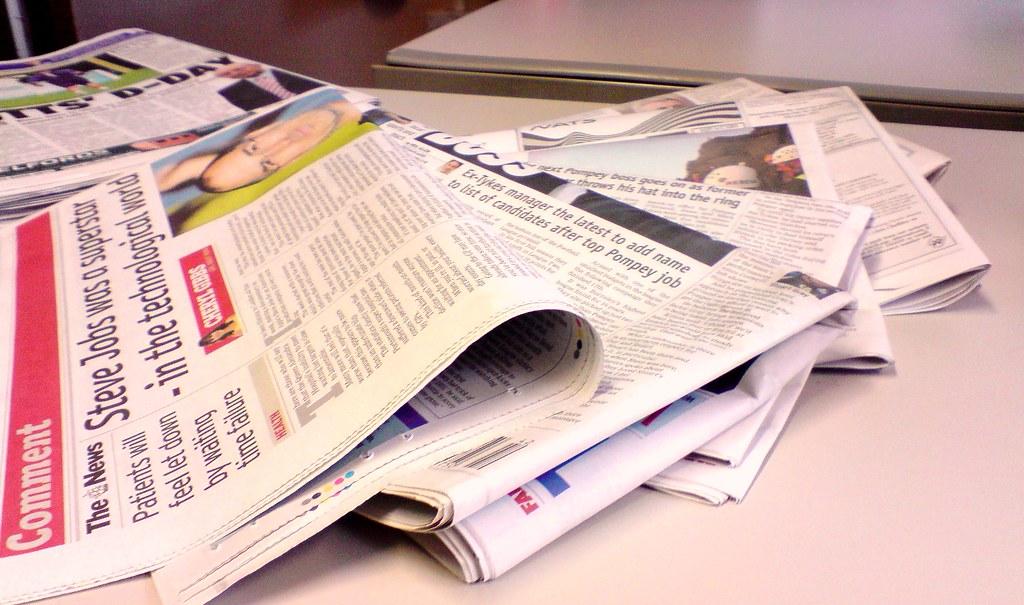 newspaperr
