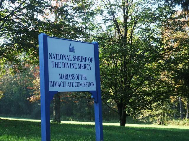 National Shrine of Divine Mercy, Stockbridge, MA