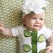 Easy-peasy DIY baby flower costume!   yourwishcake.com