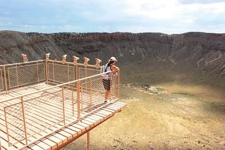 Meteor Crater #2 | by albertobastos