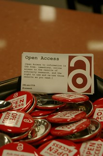 Open Access Definition Cards and Buttons | by JenWaller