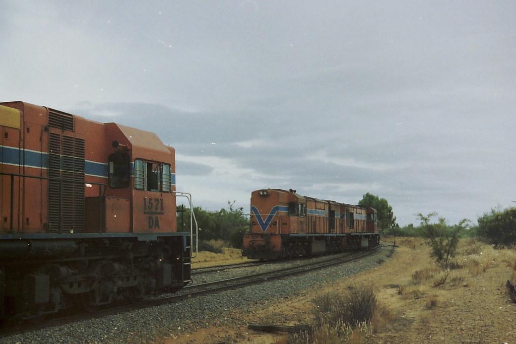 DA1571 now DAZ1901+RA1907+R? by roreeves
