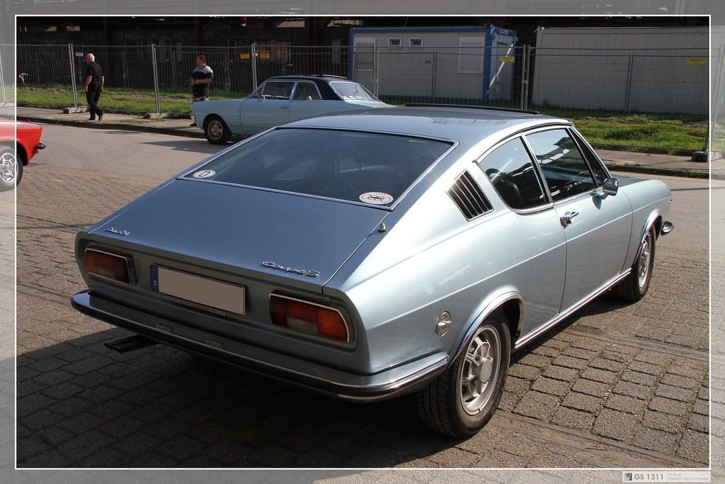 1970 - 1976 Audi 100 Coupé S (09)   The Audi 100 C1 was ...
