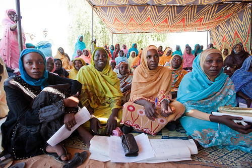 Discussion on the UN resolution on women | by UNAMID Photo