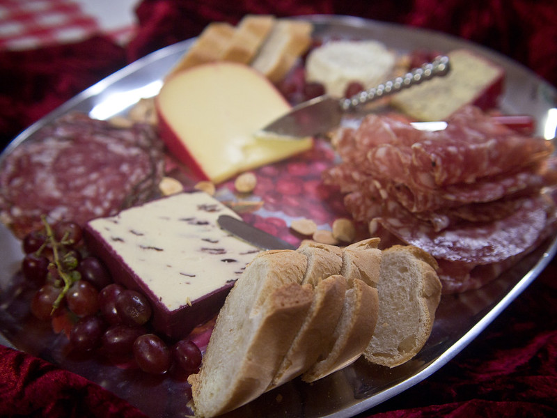 Fat Casual - Charcuterie and Cheese