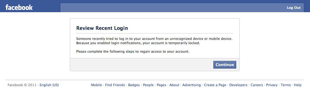Checkpoint com login m facebook Burbank Police