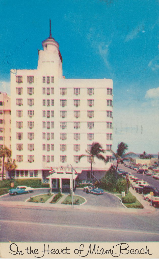 The Sands Hotel And Apts. - Miami Beach, Florida